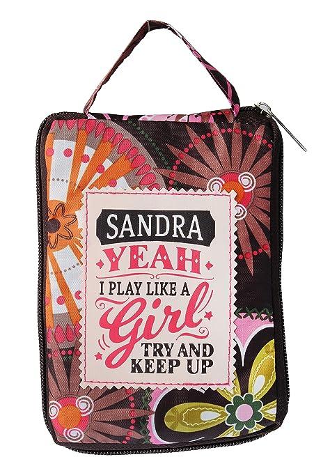 Amazon.com: History and Heraldry Sandra Girl - Bolso de mano ...