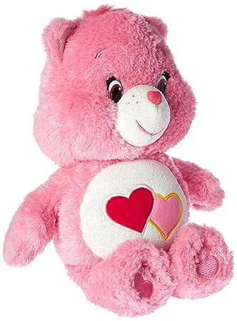Care Bears glow-a-lot amor de peluche