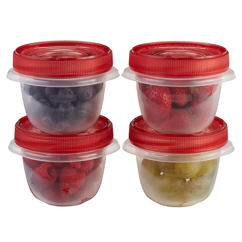 amazon com rubbermaid takealongs twist seal food storage