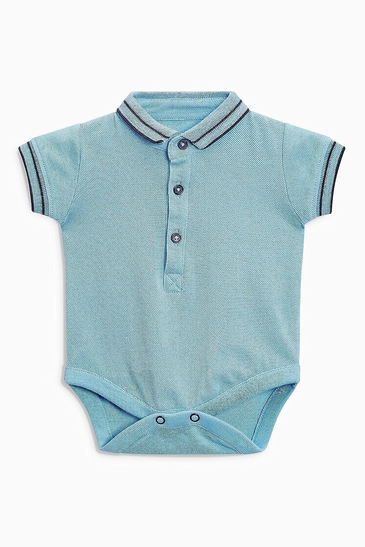 next Bebé-Niños Body con Diseño De Polo (0 Meses - 2 Años) Azul ...