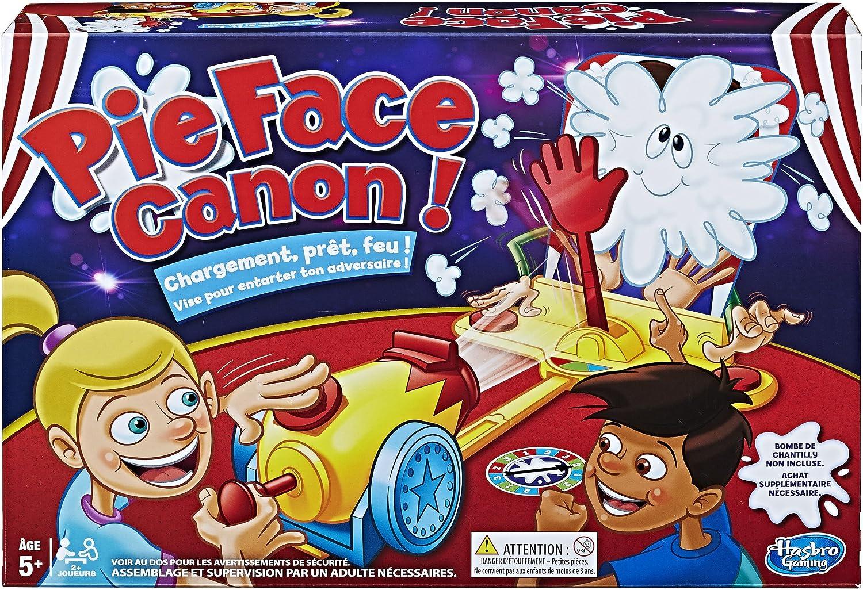 PIE FACE CANNON: Amazon.es: Juguetes y juegos