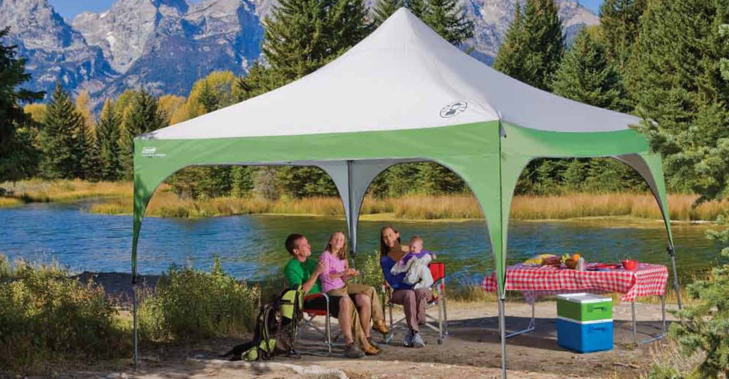 Coleman Instant Beach Canopy, 12 x 12 Feet by Coleman (Image #3)