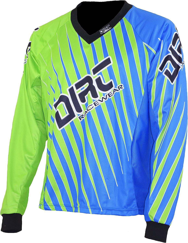 Dirt de Racewear Motocross Enduro Naughty Camiseta nuevo 5 ...