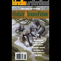 The Magazine of Fantasy & Science Fiction May/June 2013 (The Magazine of Fantasy & Science Fiction Book 124)