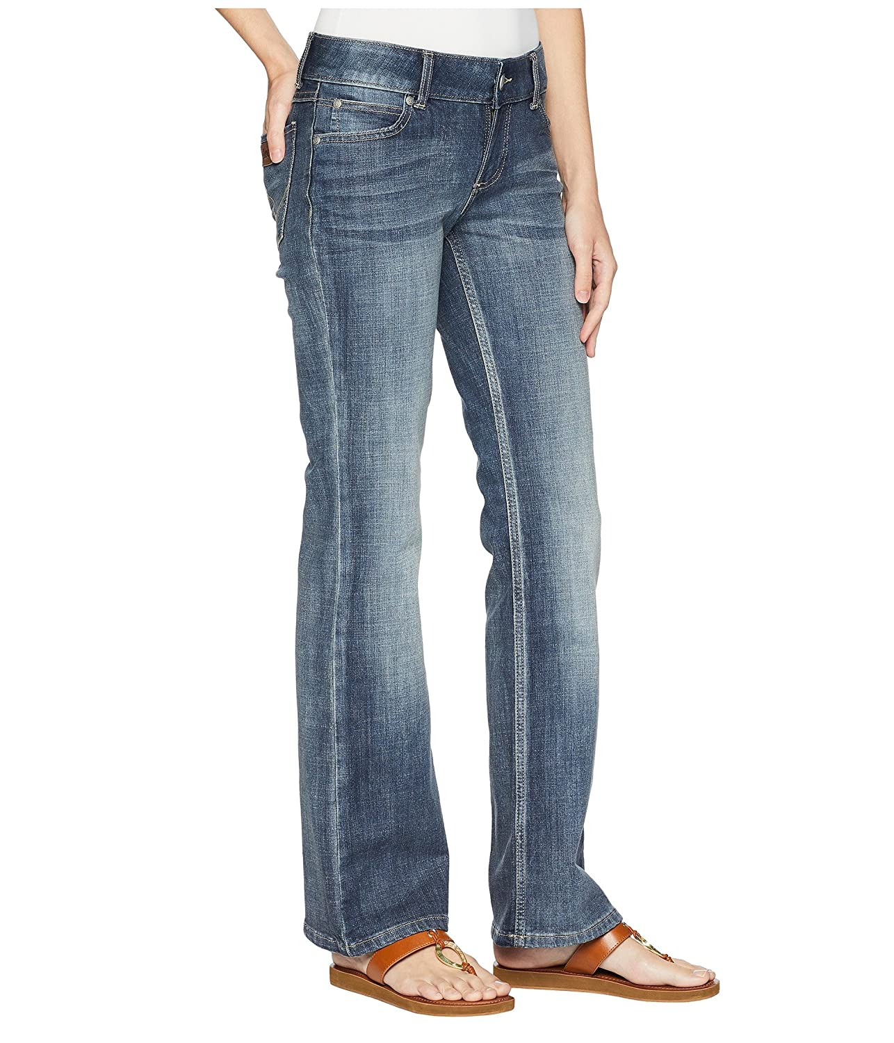 8cc9141c Wrangler Women's Retro Sadie Low Rise Jeans at Amazon Women's Jeans store