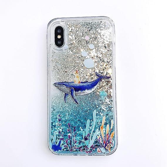 iphone 8 plus case whale