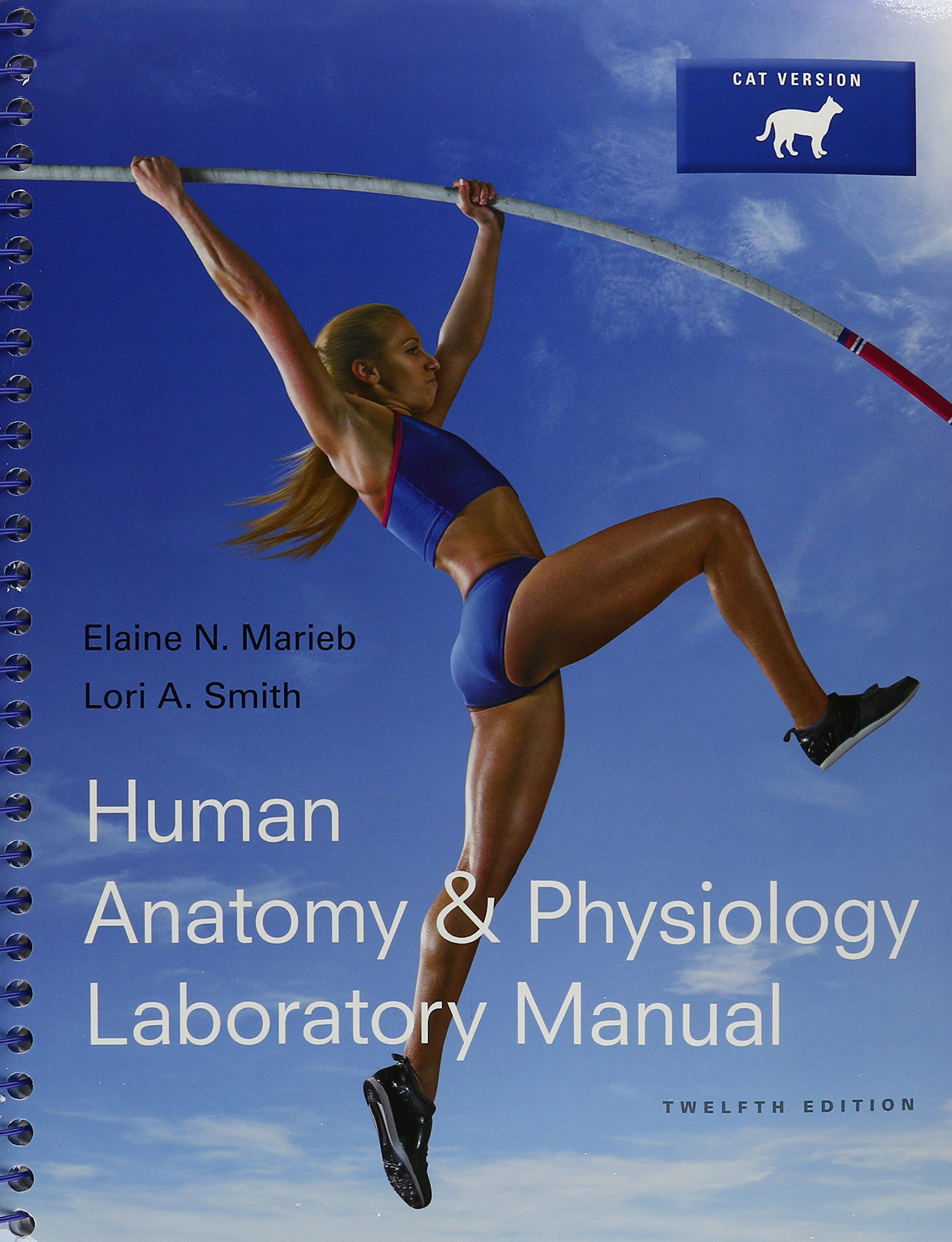 Buy Human Anatomy & Physiology + Practice Anatomy Lab 3.0: Cat ...