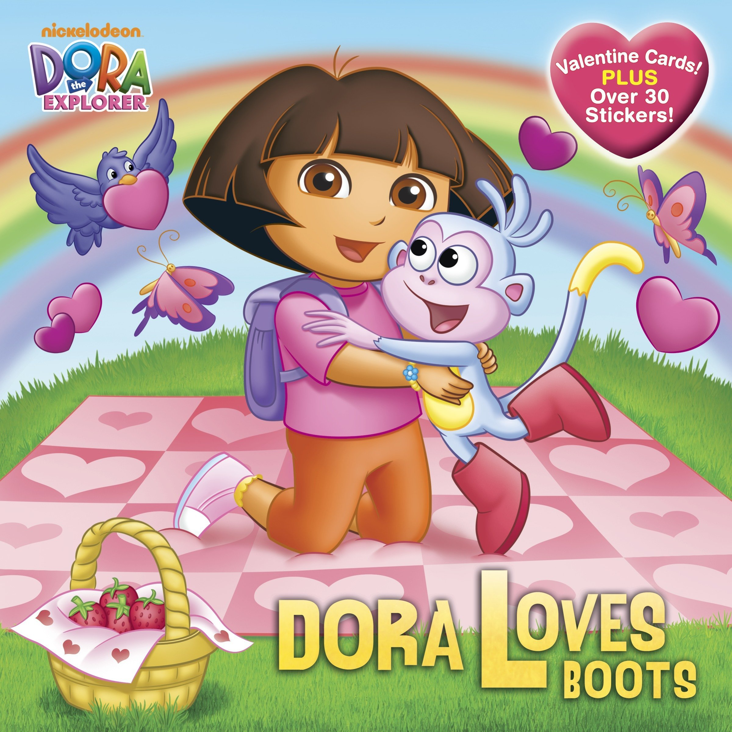 Dora Loves Boots (Dora the Explorer) (Pictureback(R