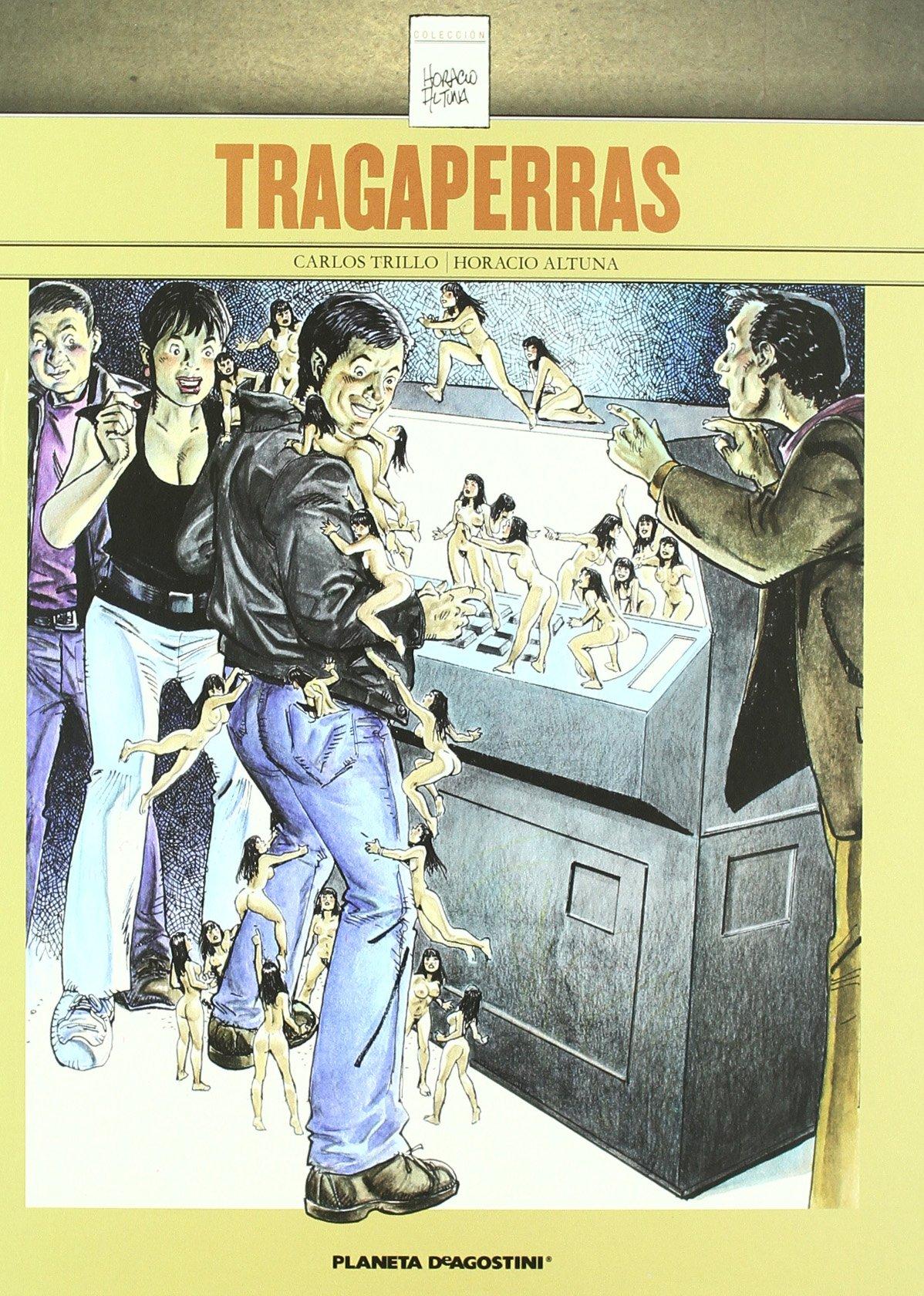 Tragaperras (Cómics Españoles): Amazon.es: Trillo, Carlos, Altuna, Horacio: Libros
