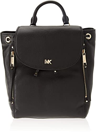 1dc9774fbcc2ae Amazon.com: Michael Kors Womens Evie Backpack Handbag Black (BLACK): Shoes
