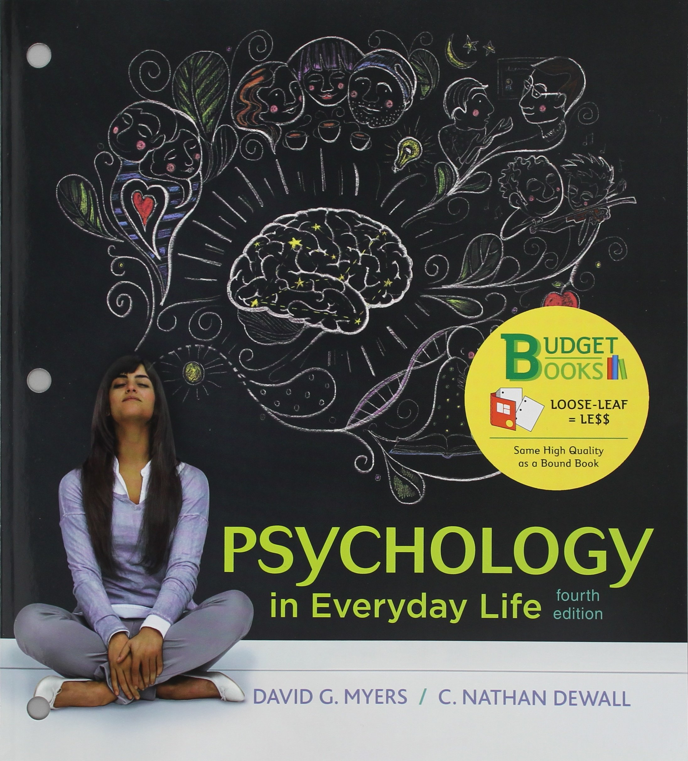 Loose-leaf Version for Psychology in Everyday Life 4E & LaunchPad for Psychology in Everyday Life 4E (Six Month Access)