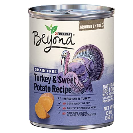 Purina beyond grain free turkey sweet potato recipe ground entree purina beyond grain free turkey sweet potato recipe ground entree adult wet dog food forumfinder Choice Image