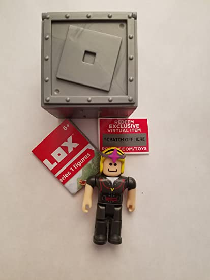Roblox Series 1 Lilly S Action Figure Mystery Box Virtual Item