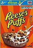 【Reese's Puffs】リーシーズパフ 朝食用シリアル 368g(13oz) 並行輸入商品