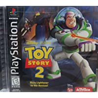 Toy Story 2: Buzz Lightyear To the Rescue! - PlayStation