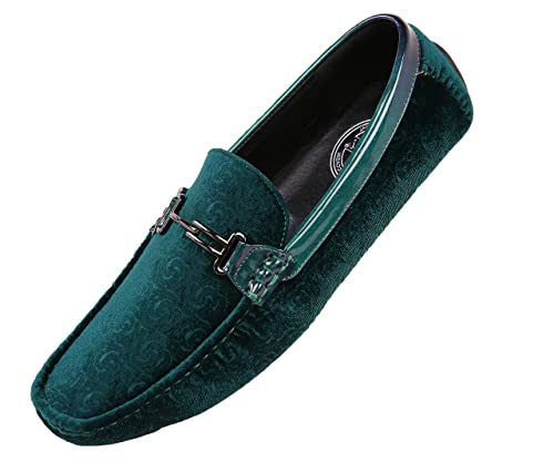 9eaf11ef3a Amali The Original Men's Velvet Loafer Smoking Slippers in Paisley and  Solid Designs Styles Roberto Piero