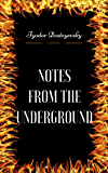Notes From The Underground: By Fyodor Dostoyevsky - Illustrated