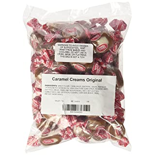 Goetze's Candy Vanilla Caramel Creams - 1 Pound Bag (16 Ounces) - Fresh from the Factory