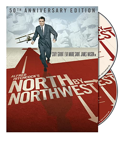 north by northwest 50th anniversary edition blu ray