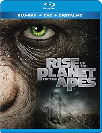 Rise Of The Planet Of The Apes Blu Ray 2011 Us Import Amazon Co Uk Konoval Karin Dvd Blu Ray
