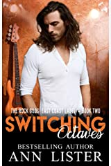 Switching Octaves (The Rock Gods: East Coast Label Book 2) Kindle Edition