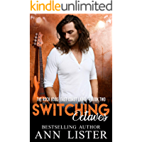 Switching Octaves (The Rock Gods: East Coast Label Book 2) book cover