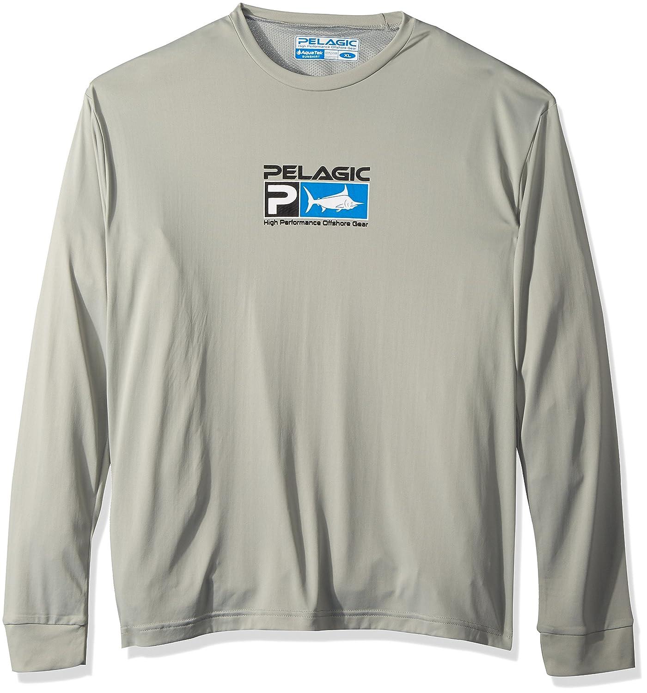 e474c725 Amazon.com: Pelagic Men's Aquatek Long Sleeve Shirt: Clothing