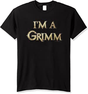 Grimm Bloody Logo Adult Crewneck Sweatshirt