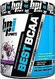 BPI Sports Best BCAA Powder, Grape, 10.58 Ounce