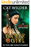Gamer Girl in the Orc King's Harem (Gamer Girl Carly Book 2) (English Edition)