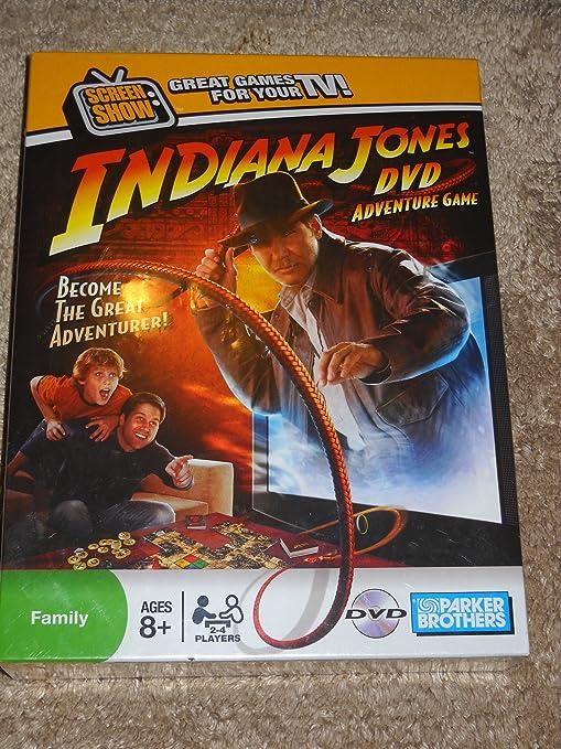 Indiana Jones DVD Game: Amazon.es: Juguetes y juegos