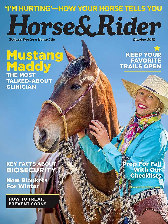 Horse Rider Magazines Rodeo Bundling 5 Abu L