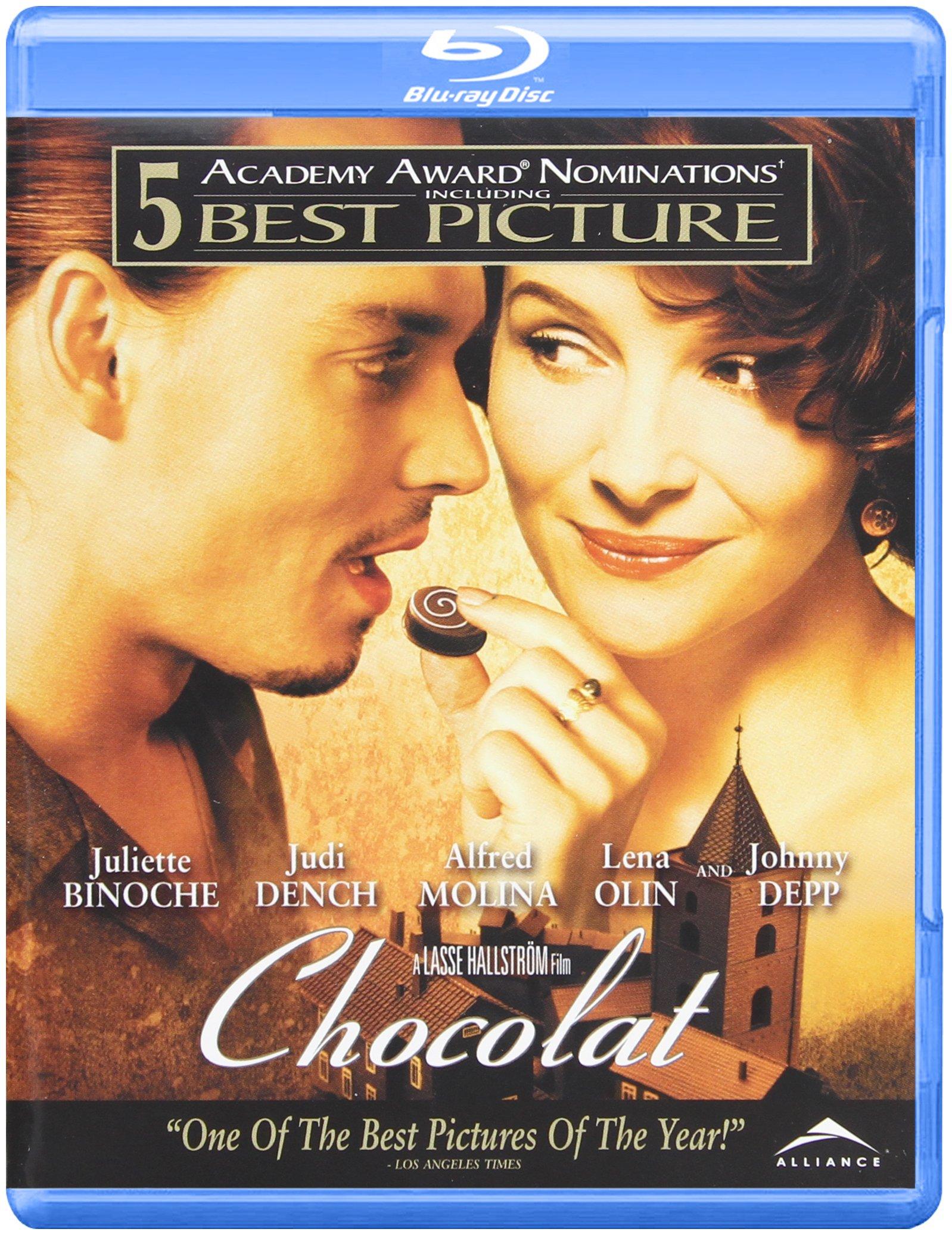 Blu-ray : Chocolat (2000) (blu-ray) (Blu-ray)