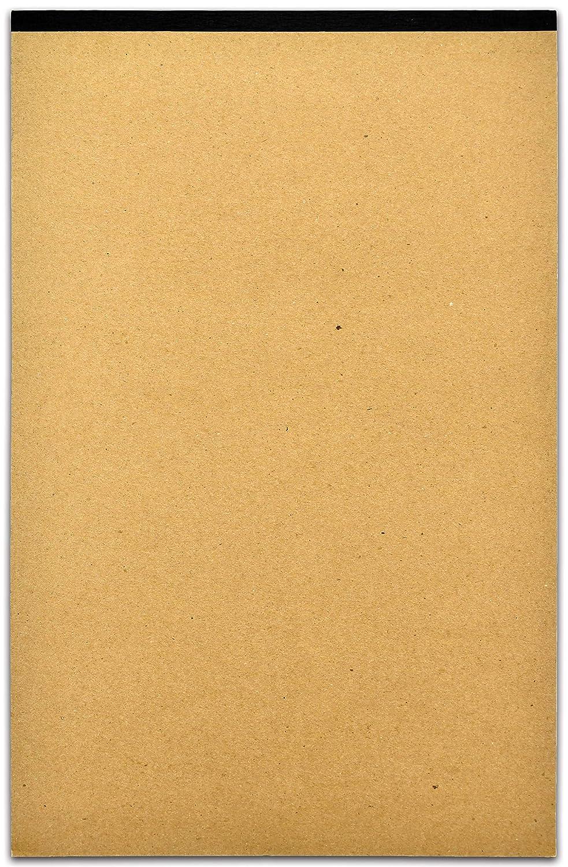 White 11 x 17 Inch Helix Vellum Pad 37102 50 Sheets 8 x 8 Grid