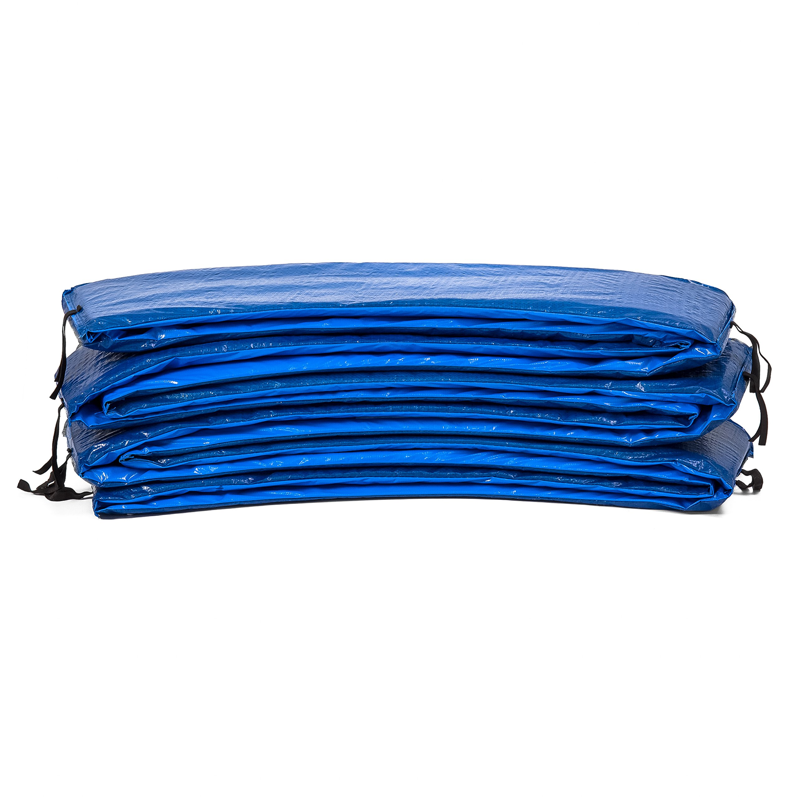 Best Choice Products 12ft Trampoline Safety Pad Spring Cover w/ 21mm Thick Foam Padding - Blue by Best Choice Products (Image #3)