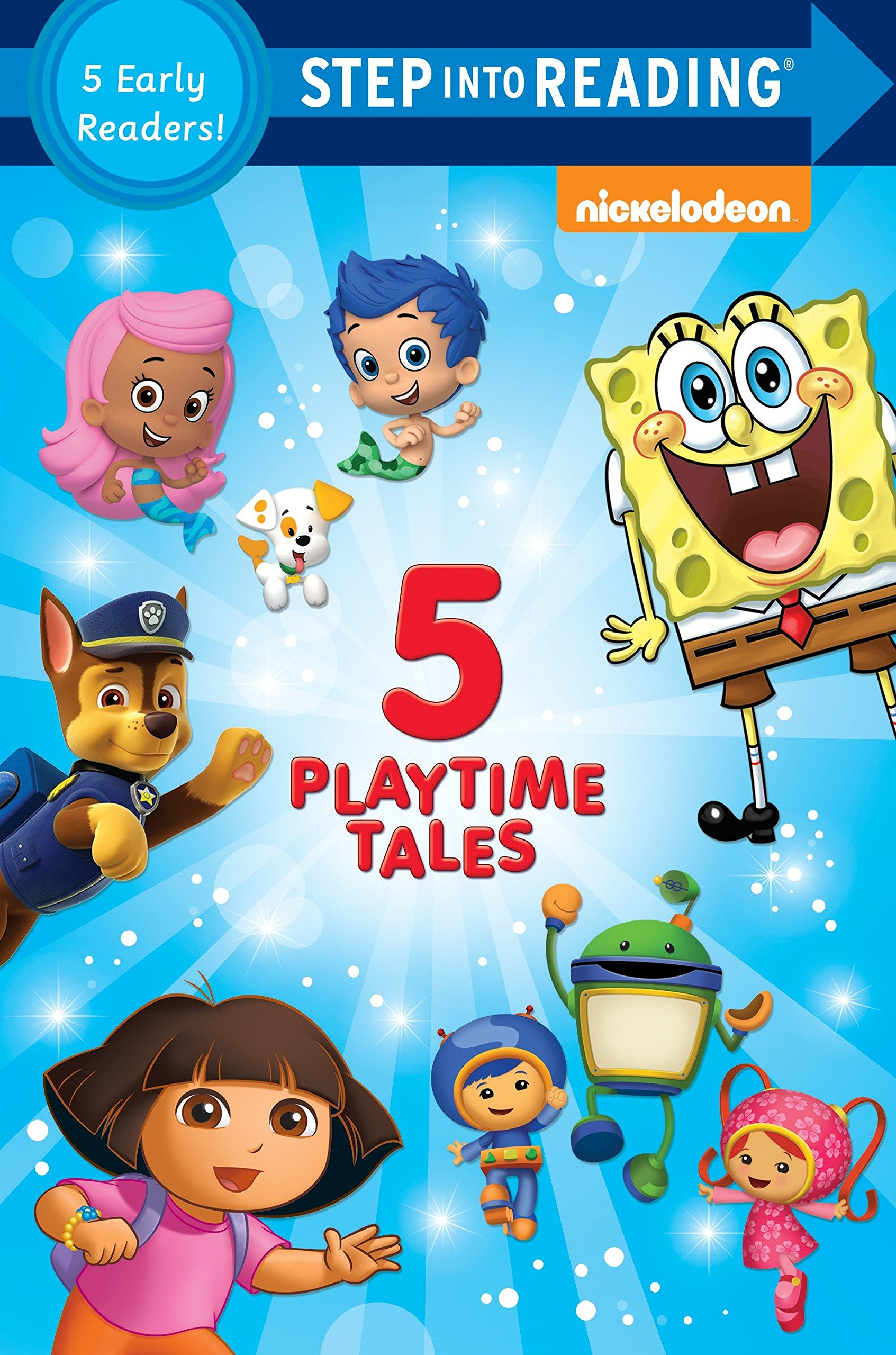 Download Five Playtime Tales (Nick, Jr.) (Step into Reading) ebook