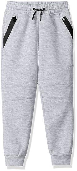 Amazon.com  Southpole Little Boys  Kids Tech Fleece Jogger Pants ... 73cec2b9a