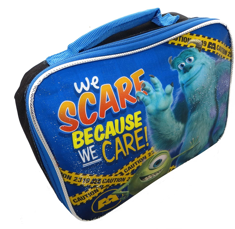 Disney Monsters University Children's Insulated Lunch Bag Global Design WL_16958_MU_LUNCH