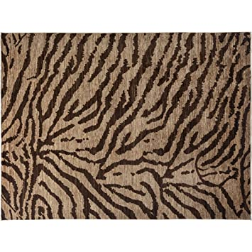 Amazon Com Area Rug Ziegler 9 X 12 Beige Wool Hand Knotted Rug