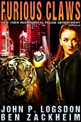 Furious Claws (New York Paranormal Police Department Book 4) Kindle Edition