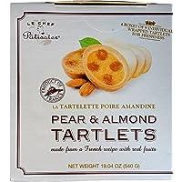 Pear & Almond Tartlets by La Chef Patissier