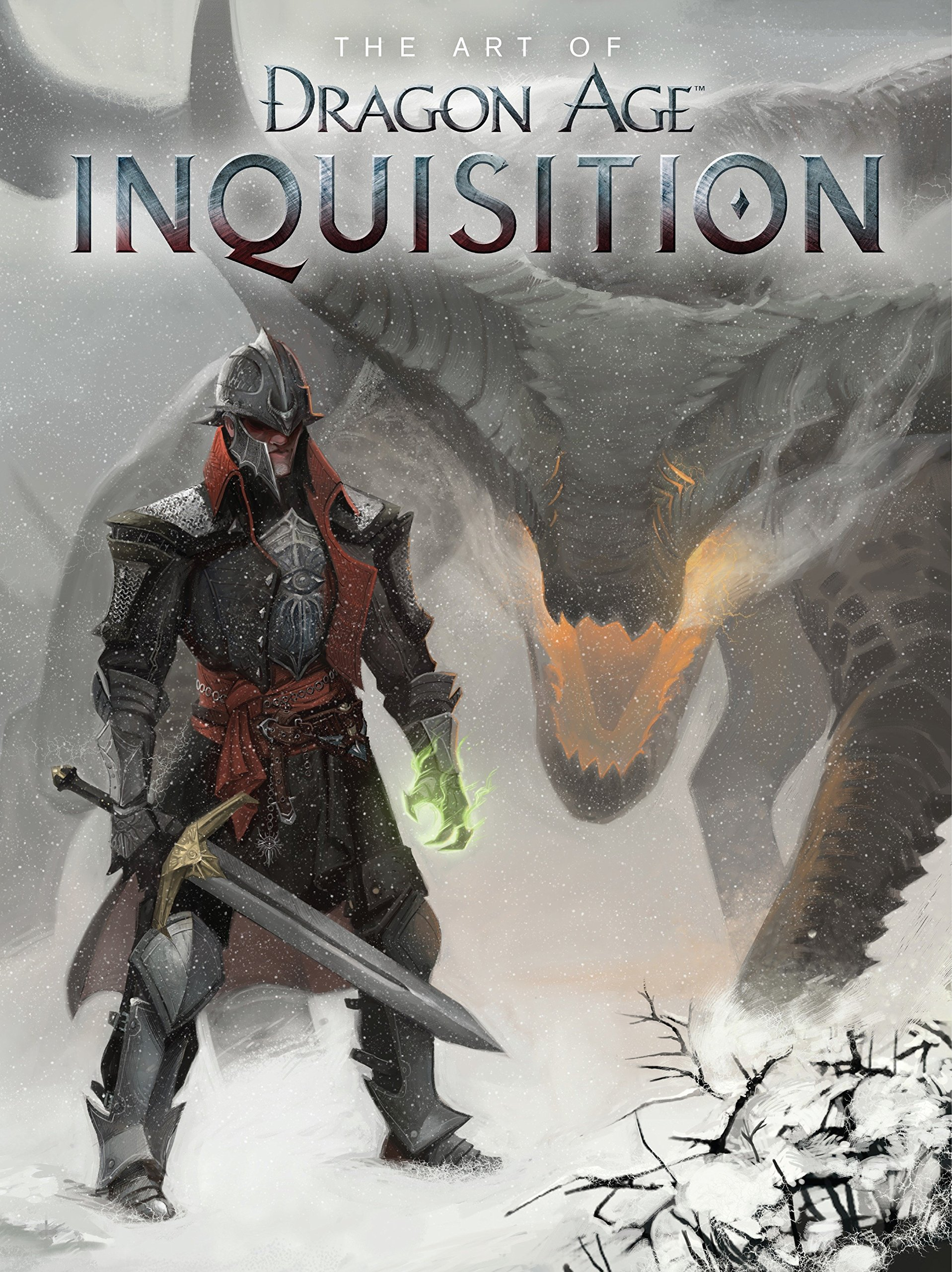 Amazon com: The Art of Dragon Age: Inquisition