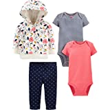 Simple Joys by Carter's Baby Girls' 4-Piece...