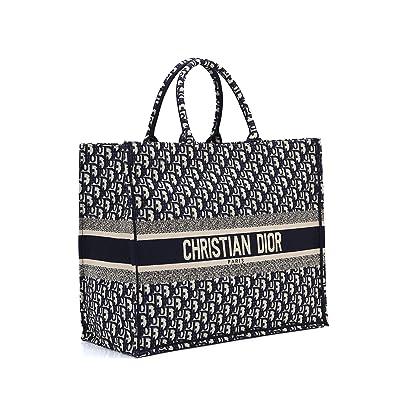 official photos 20446 3991e Amazon | (クリスチャン ディオール) Christian Dior Book Tote ...