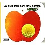 Un petit trou dans une pomme