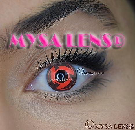 Mysa Lens® Lente de contacto de color fantasía Crazy Lens ...