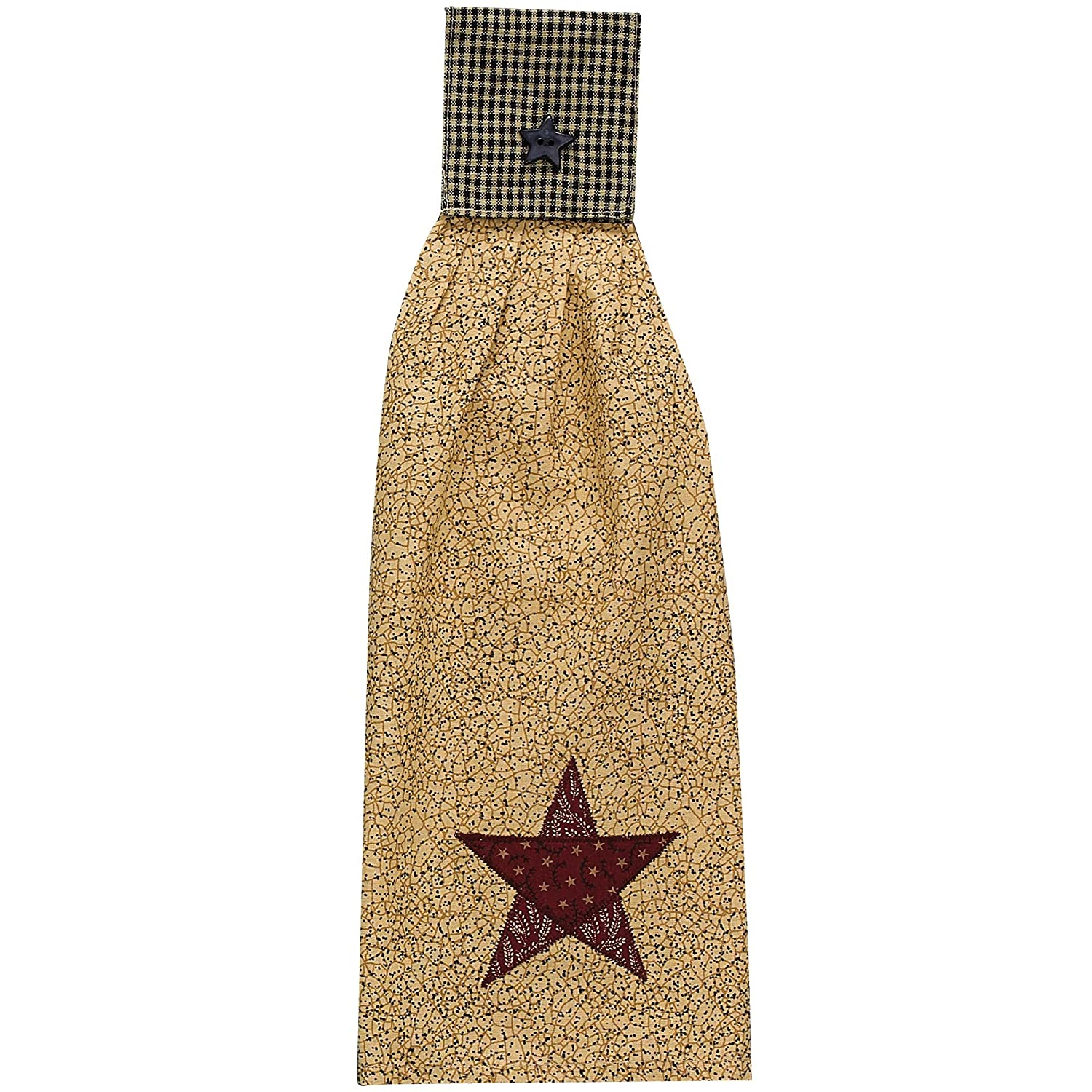 Park Designs Country Star Hand Towel