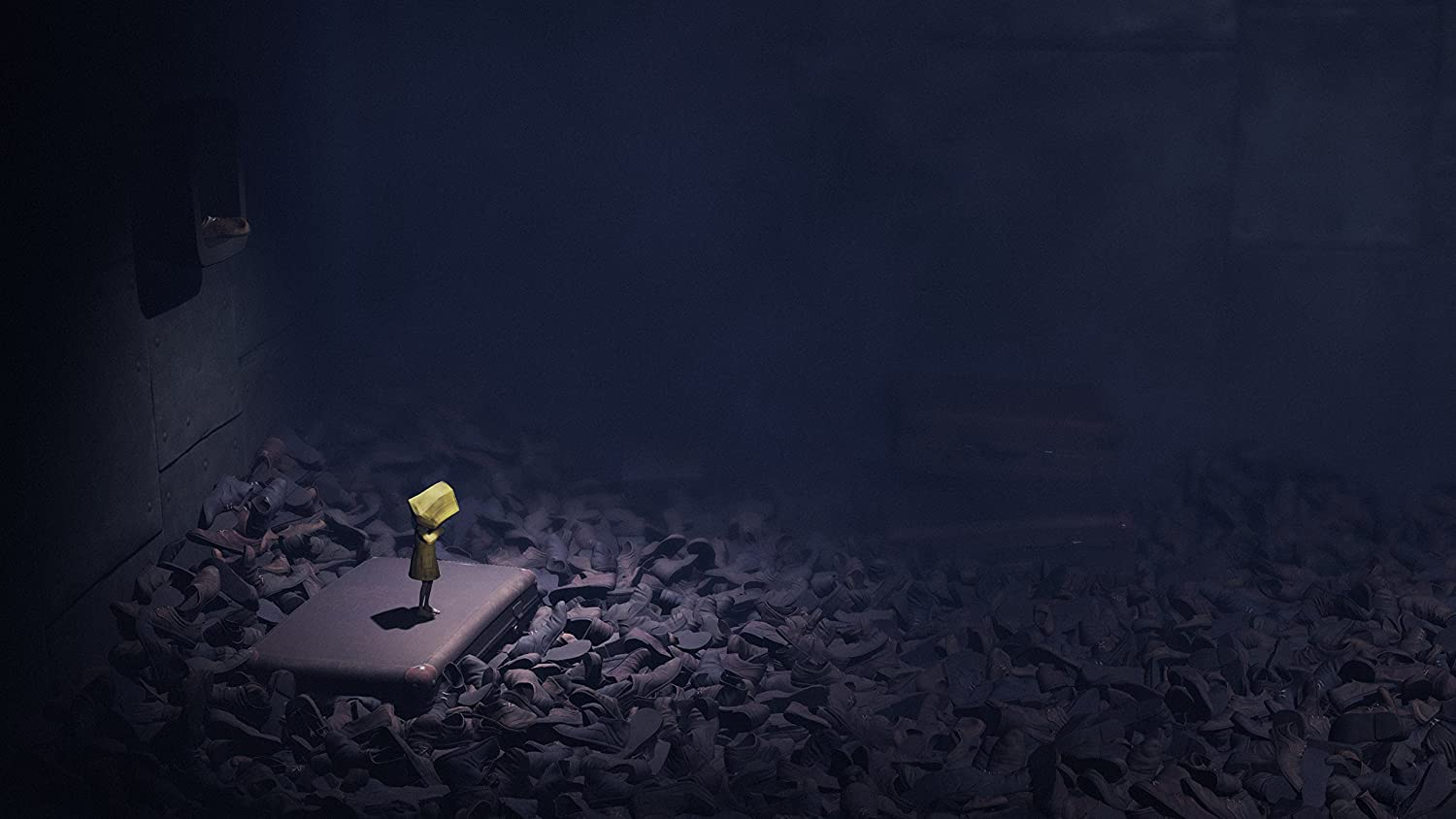 Amazoncom Little Nightmares Six Edition PlayStation Video - 27 places stuff nightmares made