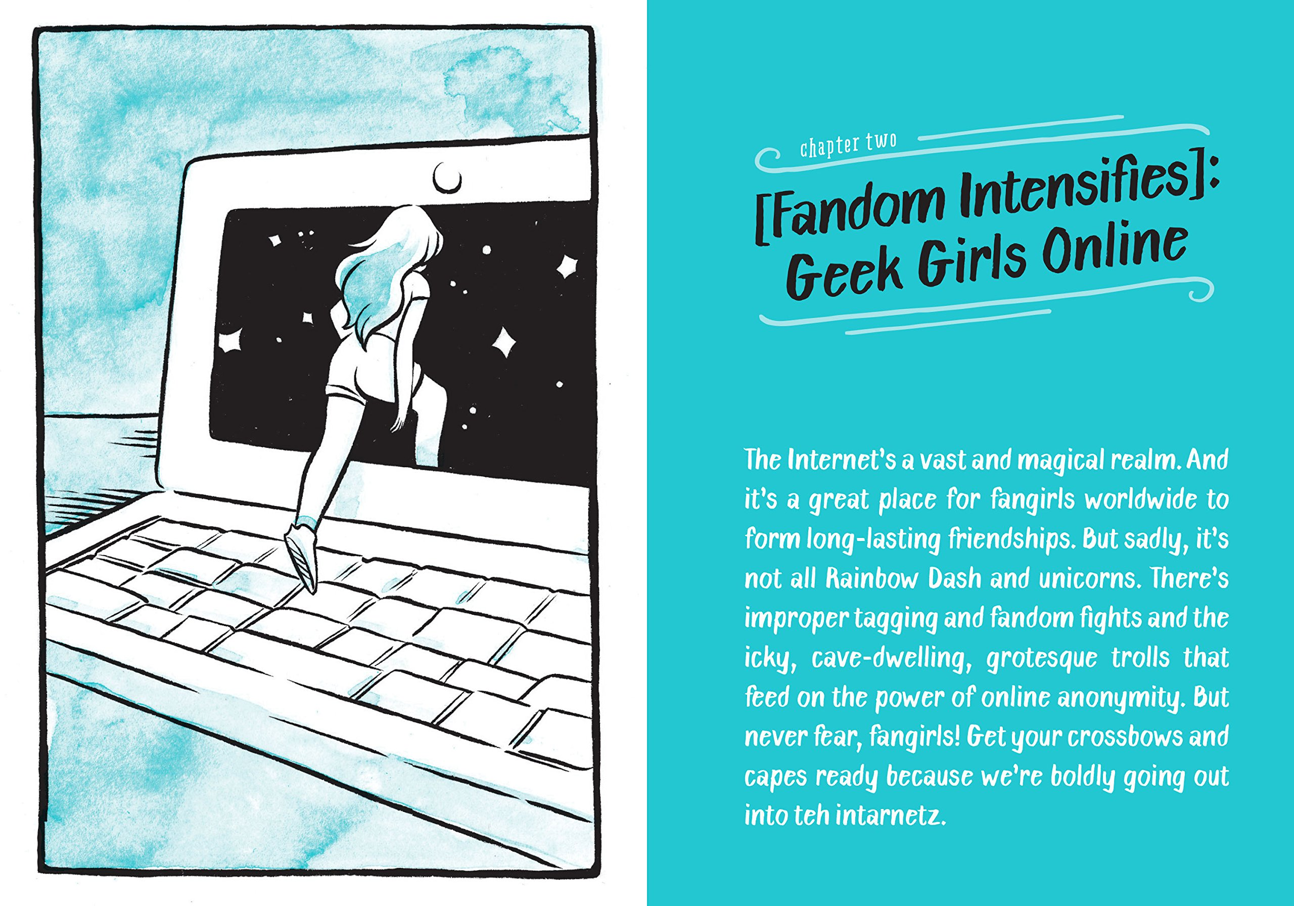 The Fangirl's Guide to the Galaxy: A Handbook for Girl Geeks: Sam