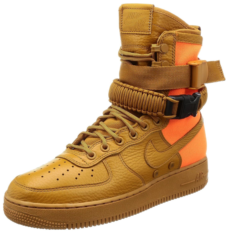 Nike SF AF1 Mid Desert Ochre 903270 778 Release Date